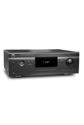 NAD T 187 Processeur Préamplificateur de Son Surround AV MDC HD & 3D