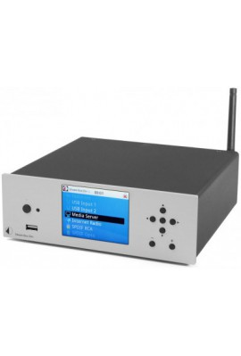 Pro-Ject STREAM BOX DS+ Préampli avec DAC, Streamer & Radio Internet Hi-Res