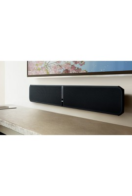 BLUESOUND PULSE SOUNDBAR Barre de Son Haut de Gamme 120 Watts