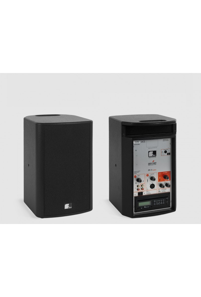 fohhn easyport fp 11 enceinte portable 40 watts jfmusic. Black Bedroom Furniture Sets. Home Design Ideas