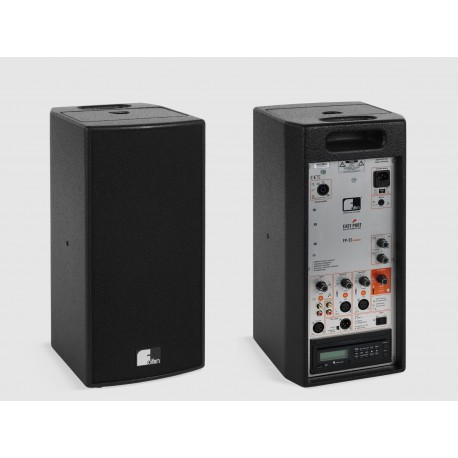 fohhn easyport fp 22 enceinte portable 60 watts jfmusic son acoustic. Black Bedroom Furniture Sets. Home Design Ideas