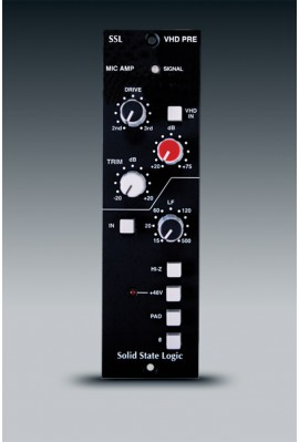 SSL XLogic™ Alpha Channel - Préampli / EQ