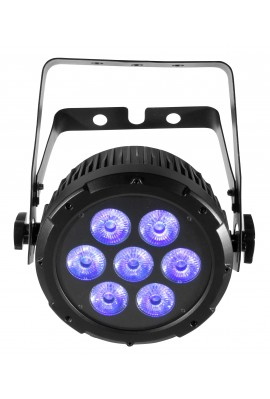 CHAUVET COLORdash™ Par-Hex RGBAW+UV 7x10W