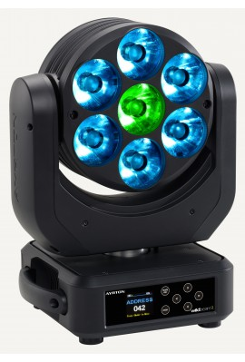 AYRTON WILDBEAM™R - LED RGBW 7x15W