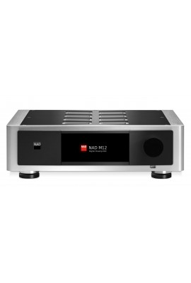 NAD M12 Préamplificateur DAC DIRECT DIGITAL