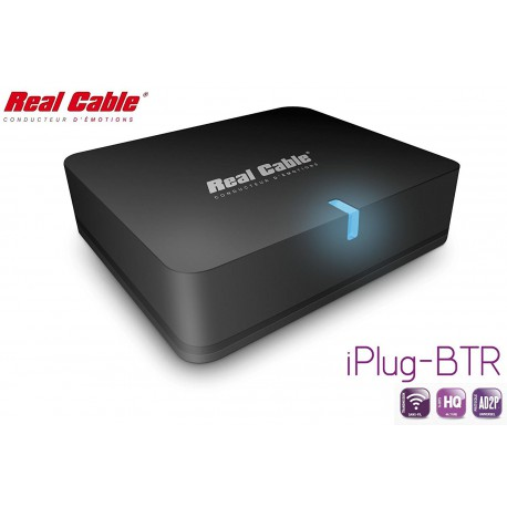real cable iplug btr nfc r cepteur bluetooth et nfc jfmusic son acoustic. Black Bedroom Furniture Sets. Home Design Ideas
