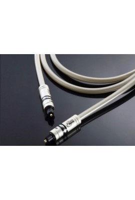 REAL CABLE CRYSTAL Câble Audio Optique Multicore