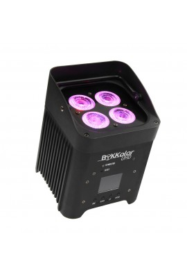 STARWAY BOXKOLOR UHD Projecteur Led 6 en 1 sur Batterie