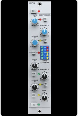 SSL XLogic™ X-Rack Stereo Dynamics Module