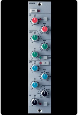 SSL XLogic™ X-Rack SuperAnalogue™ EQ Module