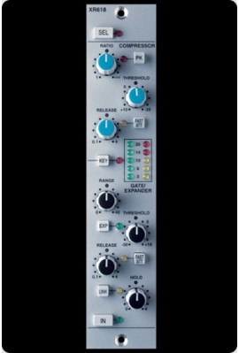 SSL XLogic™ X-Rack SuperAnalogue™ Dynamics Module