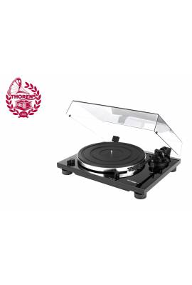 "Thorens TD 201 Platine Vinyle ""Plug & Play"" Munie d'un Amplificateur Phono Intégré & d'une Cellule AT 3600"