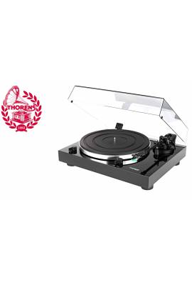 "Thorens TD 202 Platine Vinyle ""Plug & Play"" Munie d'un Amplificateur Phono Intégré, d'un DAC USB & d'une Cellule AT 95E"