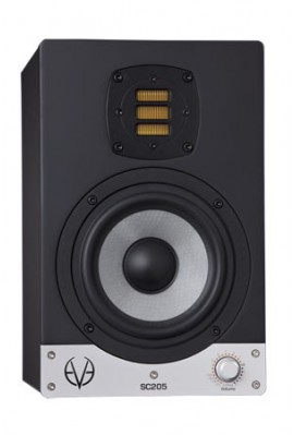 SC205 moniteur actif 2 voies woofer 5""