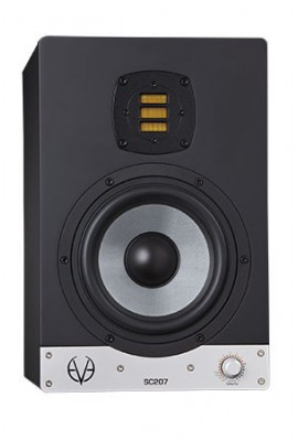 SC207 moniteur actif 2 voies woofer 7""